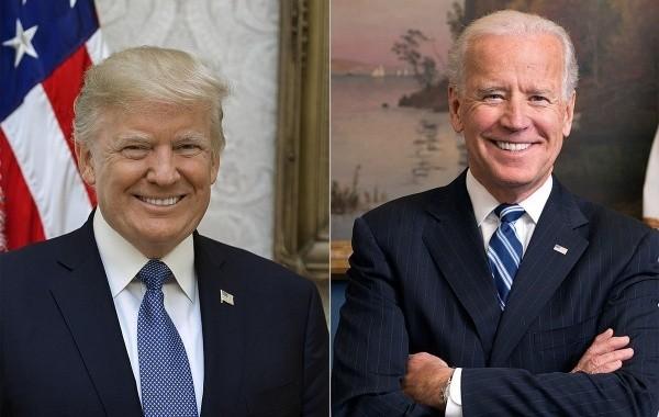 Опубликованы первые результаты выборов президента США