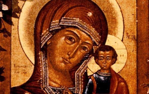 4 ноября отмечается праздник День Казанской Богоматери