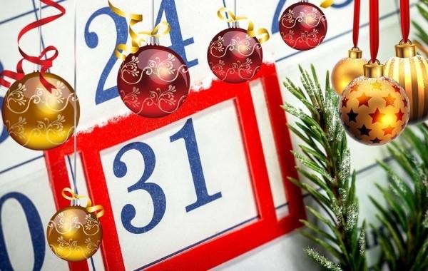 В нескольких регионах России 31 декабря сделали выходным днем в 2020 году