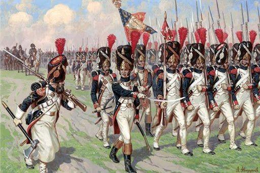 «Товарищи по постели» или зачем в армии Наполеона солдаты спали по двое на тесных кроватях