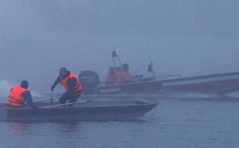 В Баренцевом море затонуло судно «Онега», 17 рыбаков пропали без вести