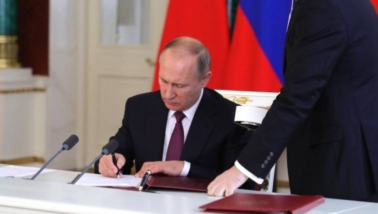 Президент России утвердил новый метод расчета МРОТ
