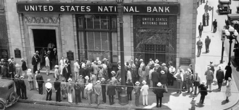 Как Великая депрессия 1930 годов затронула США и СССР
