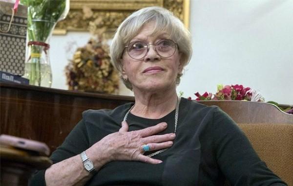 Состояние здоровья Алисы Фрейндлих остается тяжелым