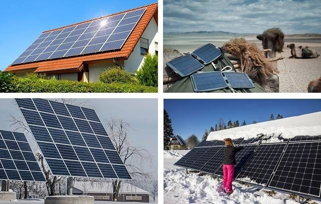 Могут ли солнечные батареи эффективно работать в пасмурный день