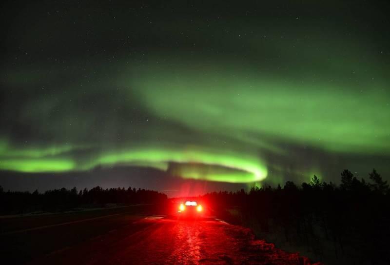 Когда закончиться полярная ночь в Норильске и Мурманске в 2021 году