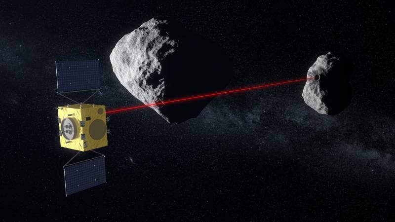 Учёные из NASA разрабатывают новый способ отражения опасных для Земли астероидов
