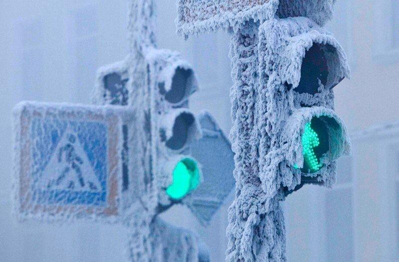 Синоптики рассказали, будут ли в России арктические морозы в январе 2021 года