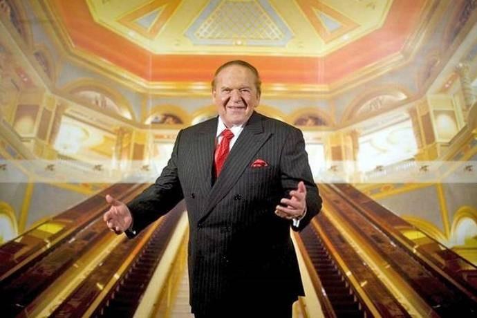 Король казино Шелдон Адельсон умер 11 января 2021 года, оставив внушительное наследство