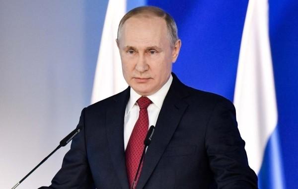 Названа предварительная дата послания Владимира Путина Федеральному собранию в 2021 году