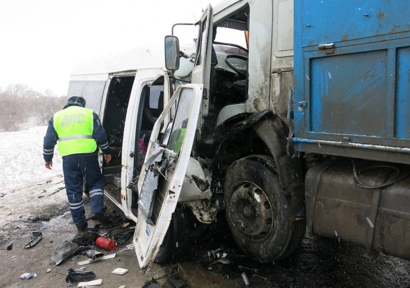 Смертность на дорогах в России снизилась благодаря ремонту трасс