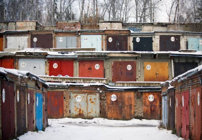 Когда вводится упрощенный порядок оформления гаражей