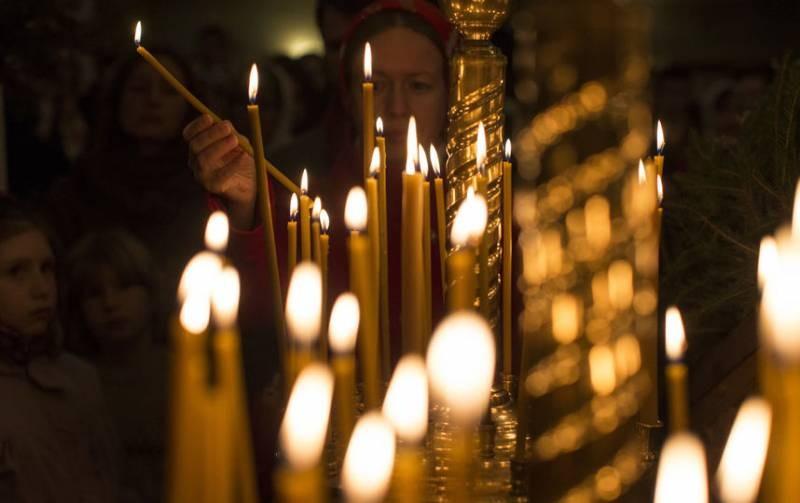 Что можно и нельзя делать в ночь на Крещение Господне в 2021 году