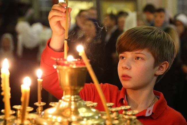 Крещение Святое Богоявление православные верующие встречают 19 января 2021 года