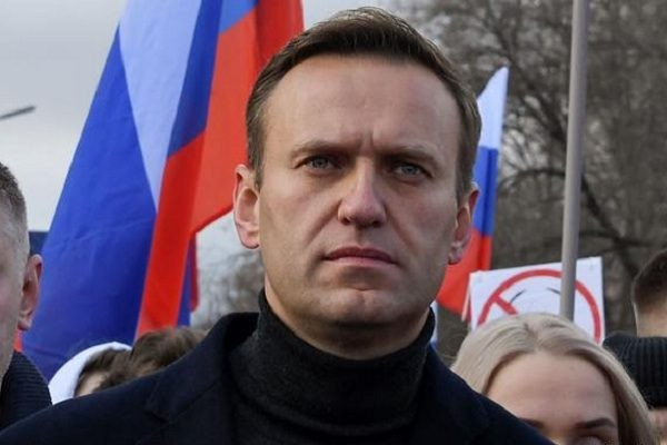 Алексей Навальный был задержан сразу же по прилету в Москву