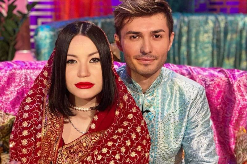 Российская блогер Ида Галич заявила о разводе с Аланом Басиевым