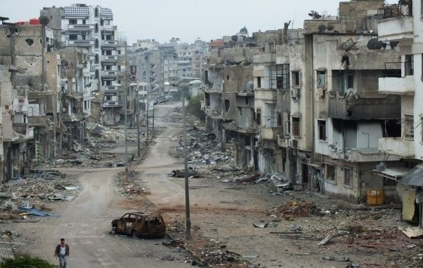 Трое военных погибли при нападении боевиков на автобус в Сирии