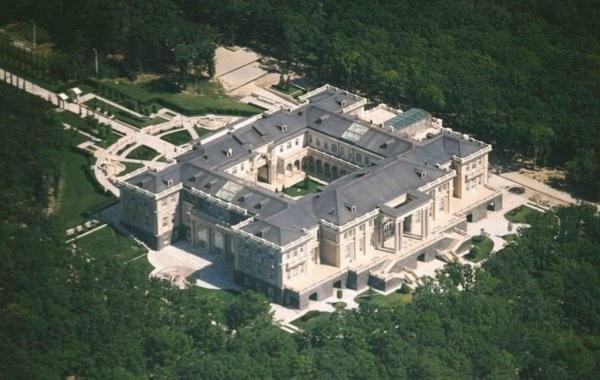 В Кремле не стали называть имена владельцев дворца в Геленджике