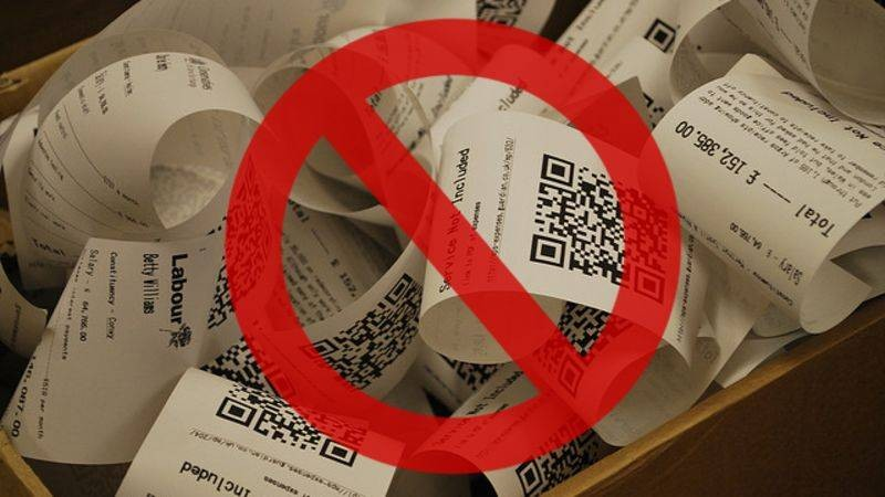 Как кассовый чек, оставленный на кассе, может доставить ряд неприятностей покупателю