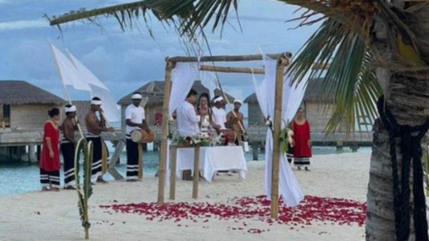 Свадьбу ДавидаМанукянаи Ольги Бузовой на Мальдив высмеяла Ксения Собчак