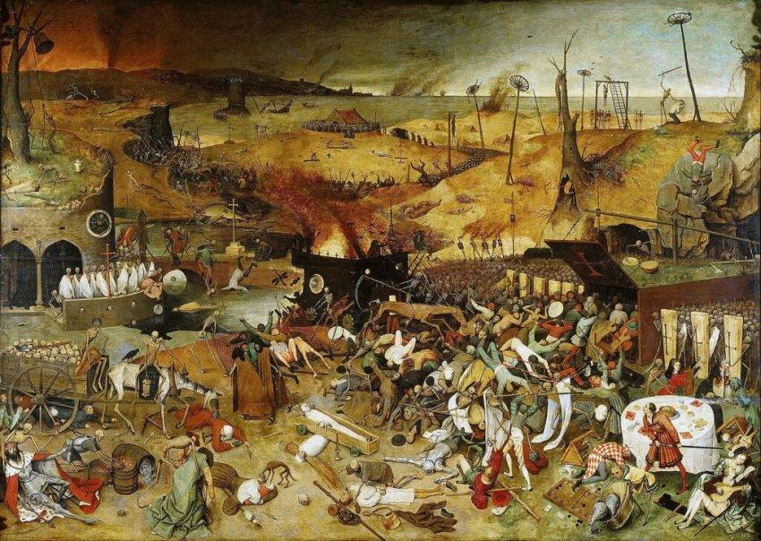 ТОП-5 худших лет в истории человечества