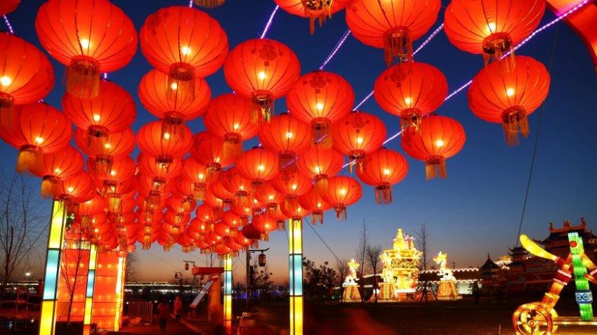 Когда в Китае будут отмечать Новый 2021 год