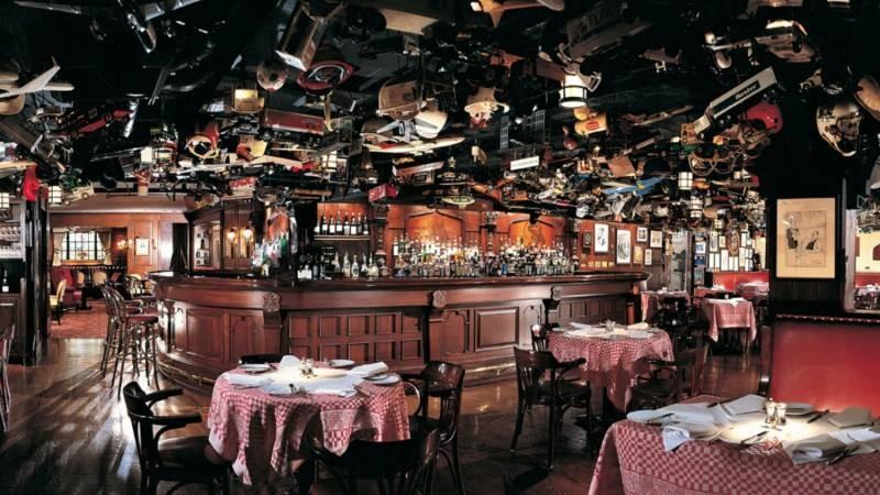 Коронакризис привел к закрытию известных ресторанов и клубов во всем мире