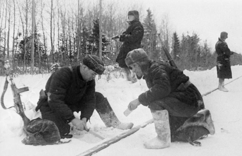 История самых холодных зим в истории России