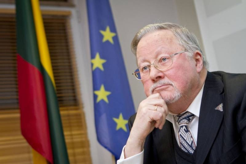 Почему в Литве хотят стянуть с России триллионы долларов