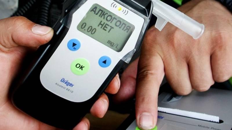 Сколько промилле в крови допустимо при управлении автомобилем в 2021 году