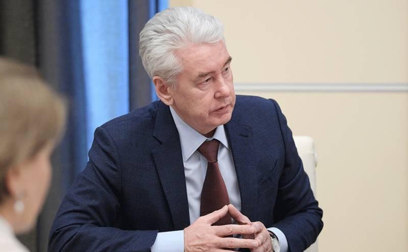 Сергей Собянин рассказал о снижении заболеваемости, но карантин для москвичей старше 65 лет пока не отменил