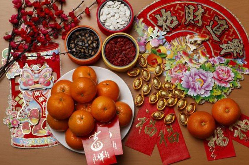 Как на китайский Новый год катать апельсины, чтобы сбылись желания