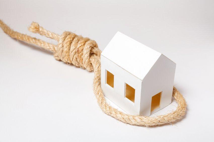 В каких случаях в России можно лишиться жилья