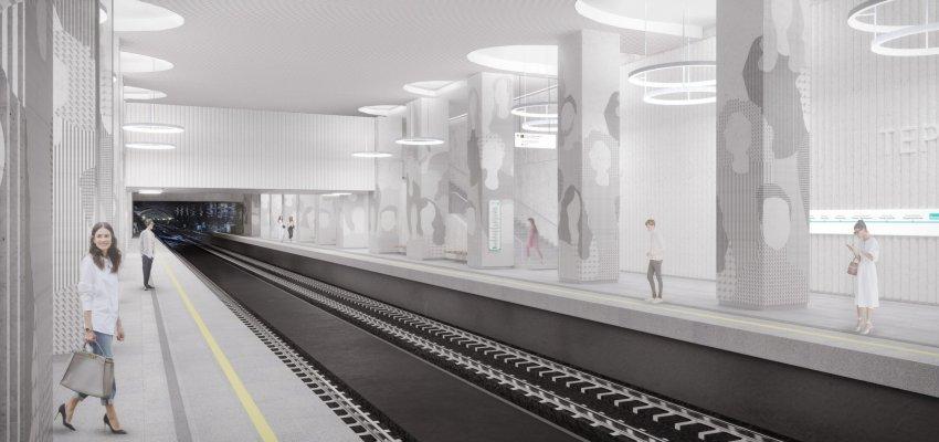 Станции метро на Большой кольцевой линии Москвы откроют в концу 2021 года