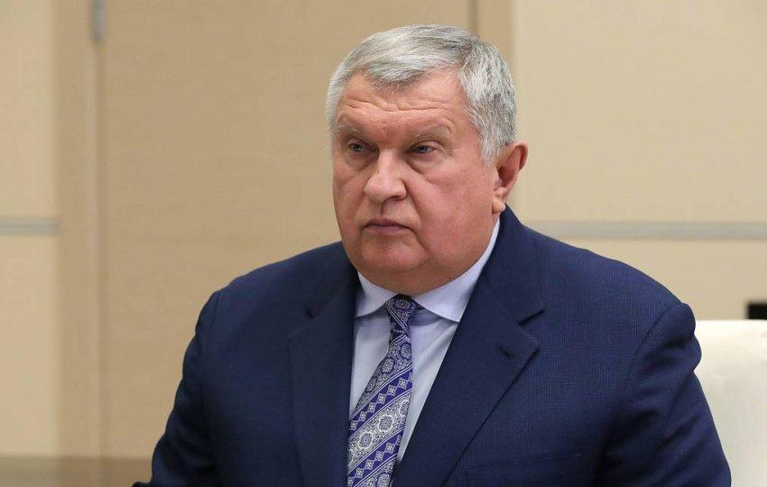 Сечин назвал среднюю зарплату сотрудников «Роснефти»