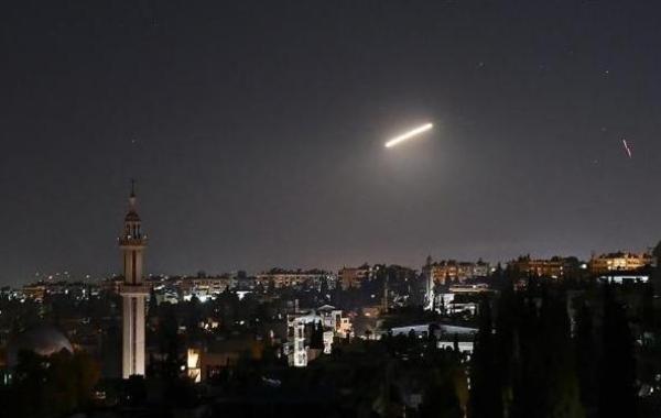 Израиль нанес очередной ракетный удар по Сирии