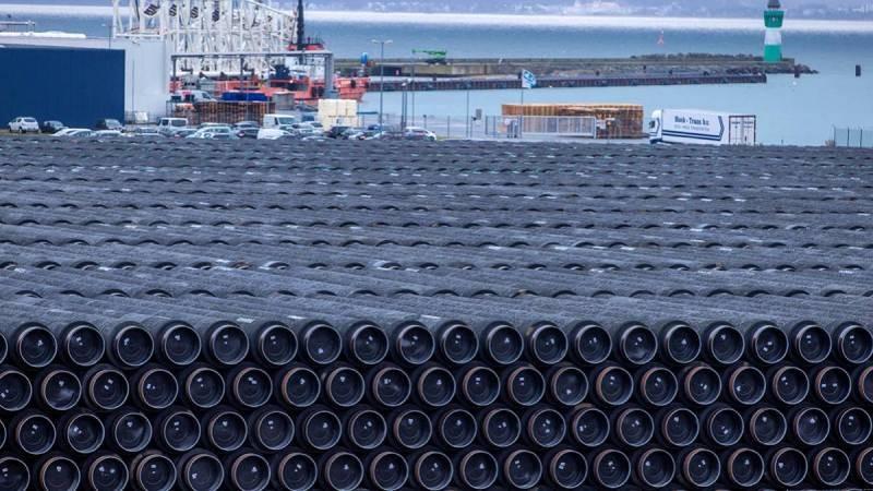 Из проекта Nord Stream 2 вышла еще одна европейская компания