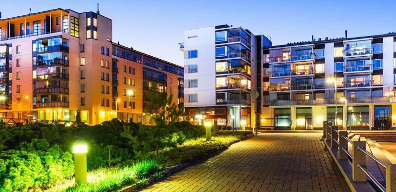 Какое жилье в Германии и кто в нем проживает