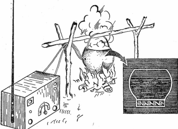 Котелок Йоффе: как партизаны добывали электричество от костра