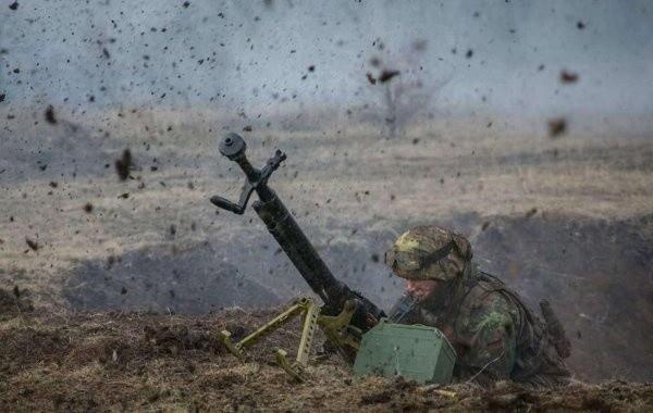 ВСУ в Донбассе приведены в полную боевую готовность