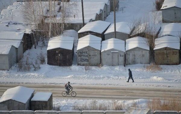 """Госдума приняла во втором чтении законопроект о """"гаражной амнистии"""""""
