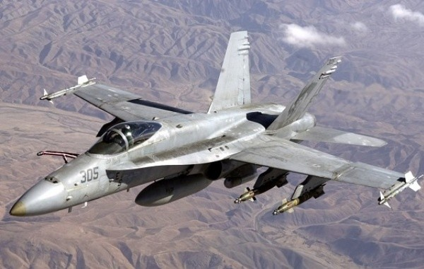 """США обвинили Россию в применении """"невидимого"""" оружия в Сирии против американской авиации"""