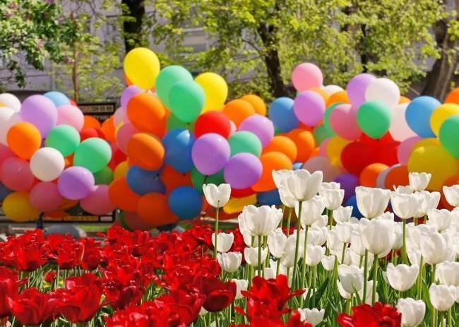 Официальные выходные на майские праздники в 2021 году