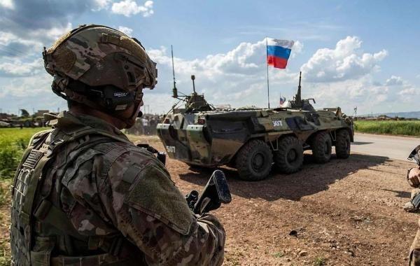 Россия нанесла мощные удары по турецким территориям в Сирии