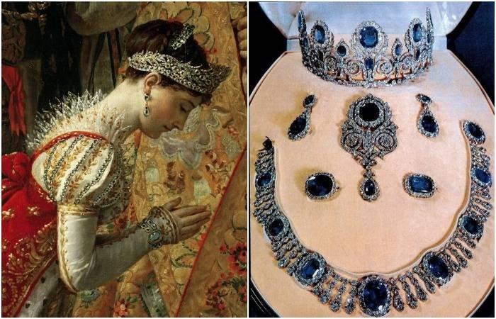 Ювелирные украшения, окутанные легендами