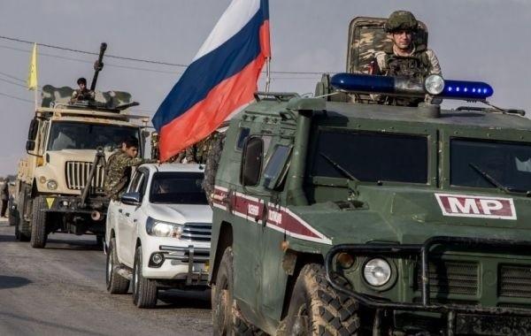 Россия и Турция совместно патрулируют Север Сирии