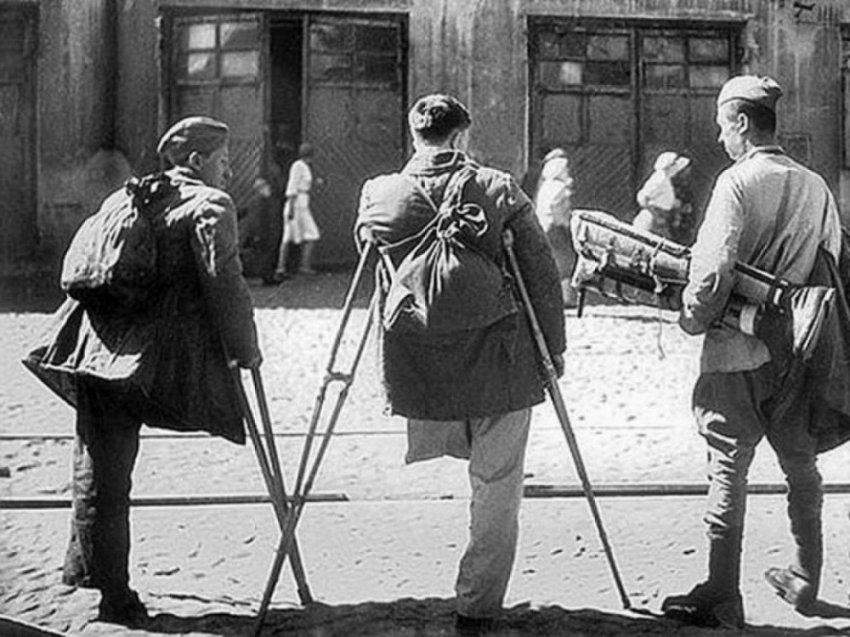 Как люди с инвалидностью умудрялись участвовать в военных сражениях