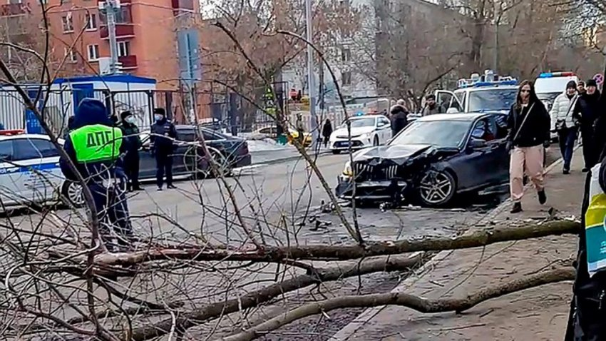 Сидикшок Рахматов оказался невиновным в аварии в Москве, где автомобиль зацепил двух пешеходов