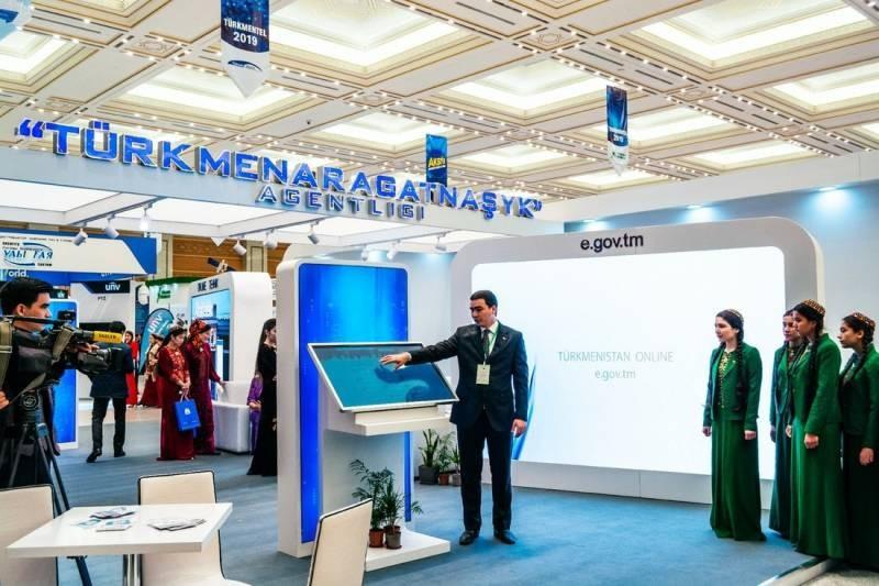 Какие проблемы с доступом в Интернет в Туркмении