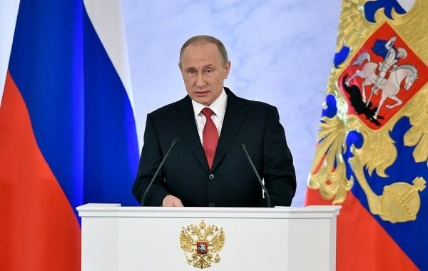Озвучена предварительная дата послания Путина Федеральному собранию